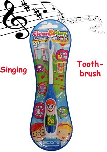 Clean And Play - Singing Toothbrush! Sing Along with Your