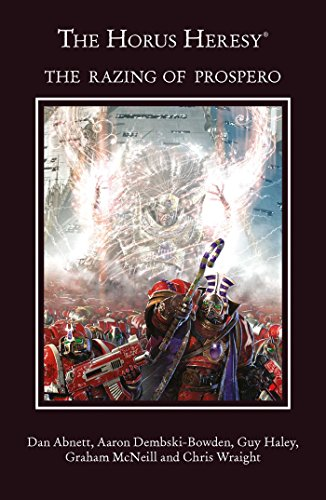The Razing of Prospero (Horus Heresy)