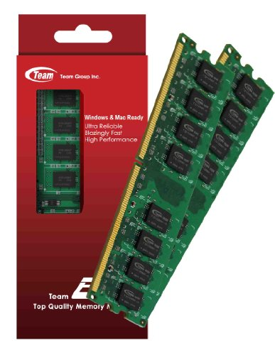 4GB (2GBx2) Team High Performance Memory RAM Upgrade For HP - Compaq Presario CQ5500F CQ5500Y CQ5519F CQ5521F Desktop. The Memory Kit comes with Life Time ()