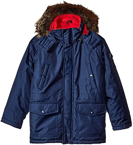 us-polo-assn-boys-big-boys-heavy-weight-parka-with-faux-fur-trimmed-hood-classic-navy-14-16