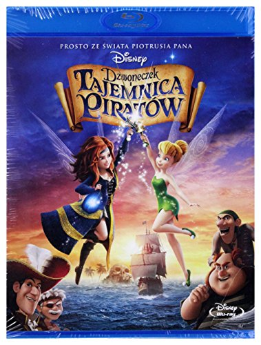 Tinkerbell Fairy Pirate (Tinker Bell and the Pirate Fairy [Blu-Ray] (English audio))