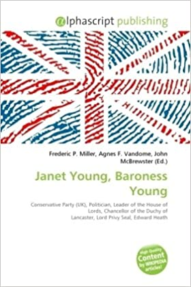 Janet Young, Baroness Young