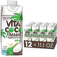 "Vita Coco Coconut Water Pressed Organic Coconut More ""Coconutty"" Flavor Natural Electrolytes Vital N"