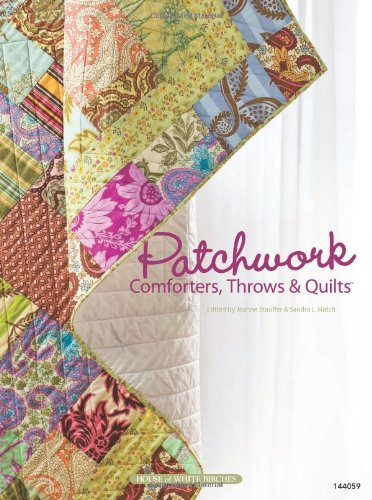 Download Patchwork Comforters, Throws & Quilts pdf epub
