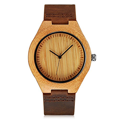 wooden watch display - 2