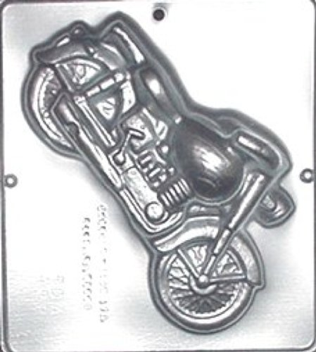 Motorcycle Candy Mold - 6