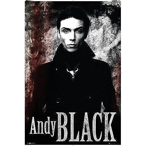 andy black amazon com