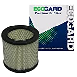 ECOGARD XA4347 Premium Engine Air Filter Fits Oldsmobile Cutlass Ciera / Chevrolet Celebrity / Buick Century / Chevrolet Cavalier / Pontiac 6000, Sunbird / Buick Regal / Oldsmobile Cutlass Supreme