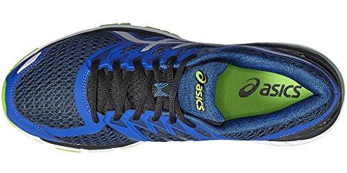 Asics GT-3000 5, Scarpe running uomo, Black/Silver/Imperial, 42