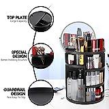 Syntus 360 Rotating Makeup Organizer, DIY