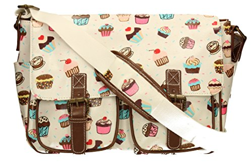 Cupcake Satchel Bag - 1