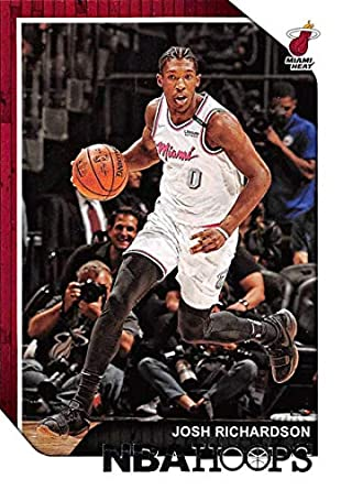 wholesale dealer 31a4f 804b2 Amazon.com: 2018-19 NBA Hoops Basketball #197 Josh ...