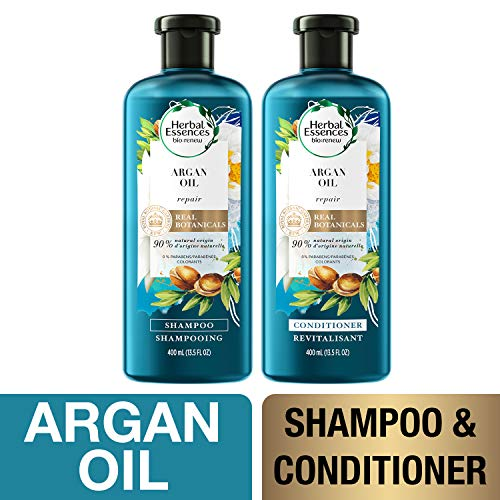 Herbal Essences Argan Oil, Shampoo and Conditioner