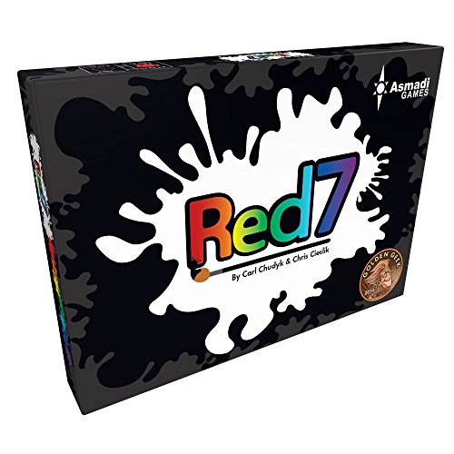 Red7 Card Game (7 49 1 Of)