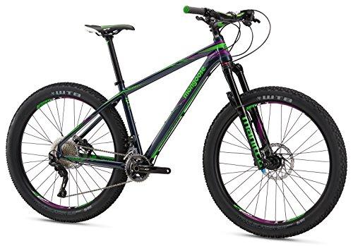 """Mongoose Ruddy Expert 27.5"""" Wheel Frame Mountain Bicycle"""