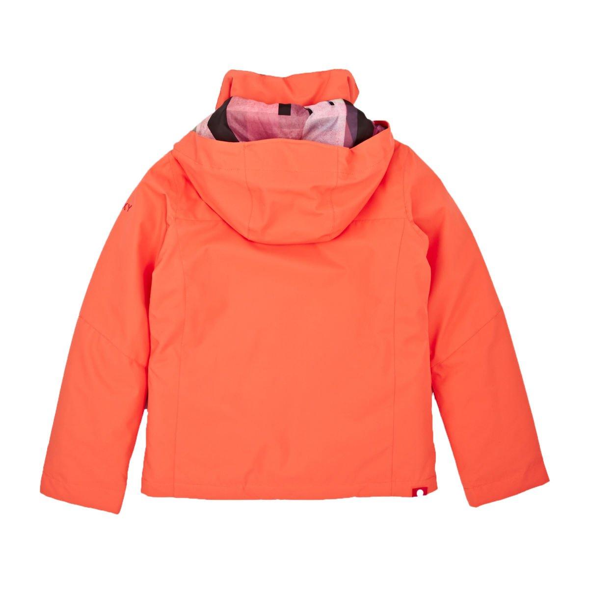 1f6d8abb4 Roxy Jetty Girl s Snow Jacket  Roxy  Amazon.co.uk  Sports   Outdoors