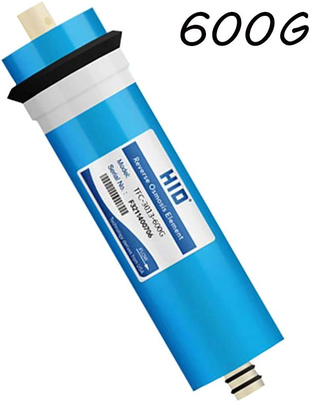 CHJ Reverse Osmosis Membrane 3013-600G, Universal RO Membrane Filter Element for Water Purifier, Long Life and High Filtration Accuracy