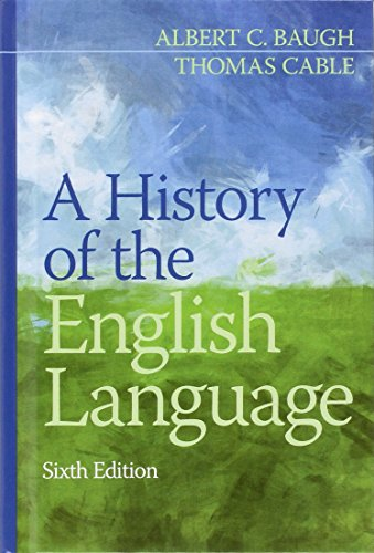 A History of the English Language (6th Edition) by Longman