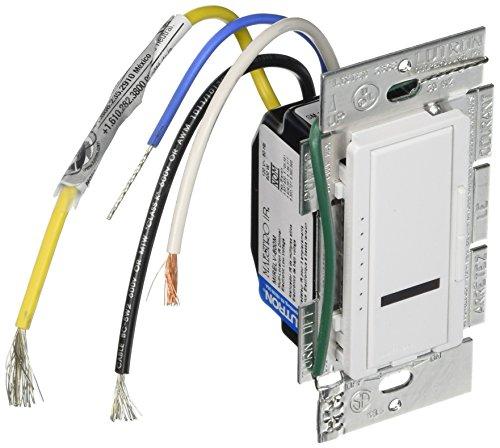 H Maestro IR 600-watt Multi Location Electronic Low Voltage Dimmer, White (600w Electronic Low Voltage Dimmer)