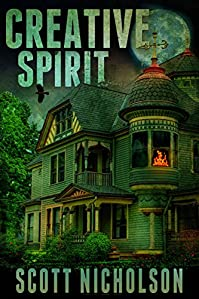 Creative Spirit: A Supernatural Thriller by Scott Nicholson ebook deal