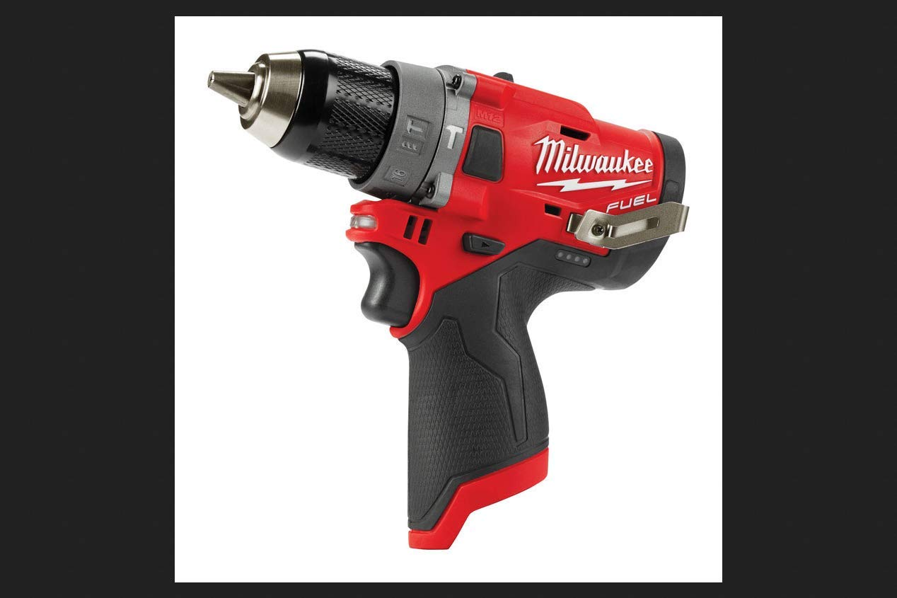 Milwaukee Electric Tools MLW2504 20 M12 Fuel 1 2 Hammer Drill Bare