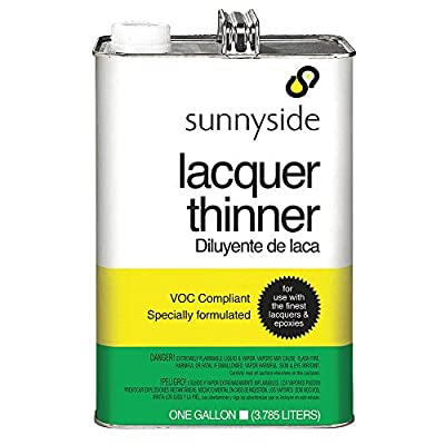 SUNNYSIDE CORPORATION 477G1 1-Gallon Lacquer Thinner