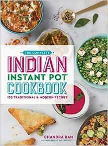 Instant pot indian recipes book