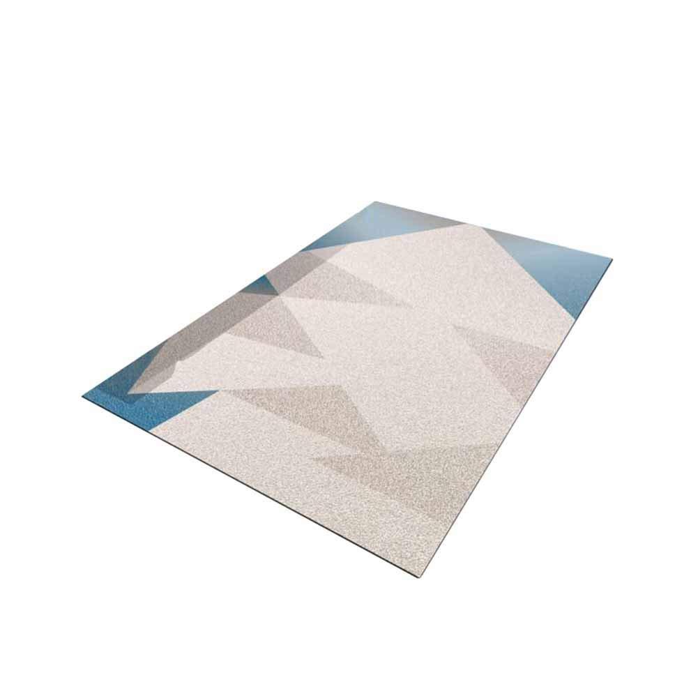 QYM カーペット中国風のモダンなリビングルームソファティーテーブルカーペット寝室のベッドサイドの洗えるカーペット (Color : D, サイズ : 140 x 200 cm) B07QYVQVYX D 140 x 200 cm
