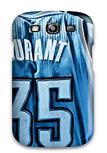 New Style ElizabethBruns Hard Case Cover For Galaxy S3- Kevin Duranthd