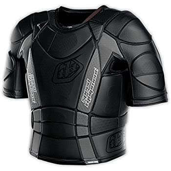 Troy Lee Designs 7855 Youth Hot Weather Protective Shirt Black