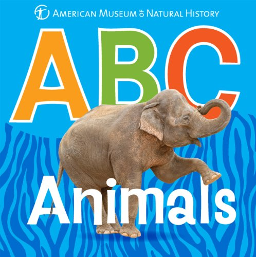 ABC Animals (AMNH ABC Board -