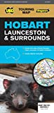 Hobart Launceston & Surrounds Map 780/781 2nd edition (Touring Maps)