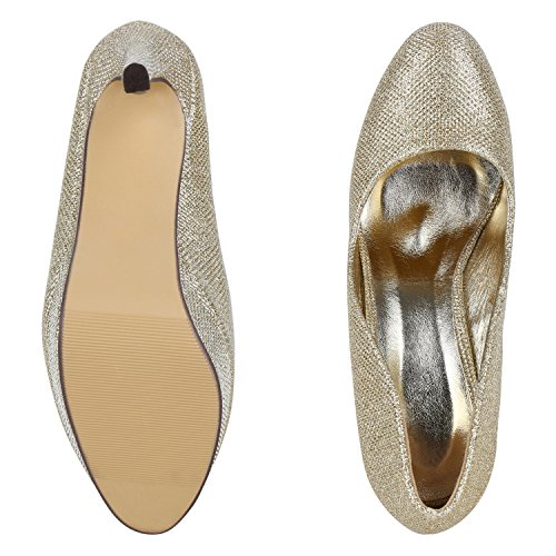 Gold Scarpe Donna chiuse fashion napoli Gold I01q88