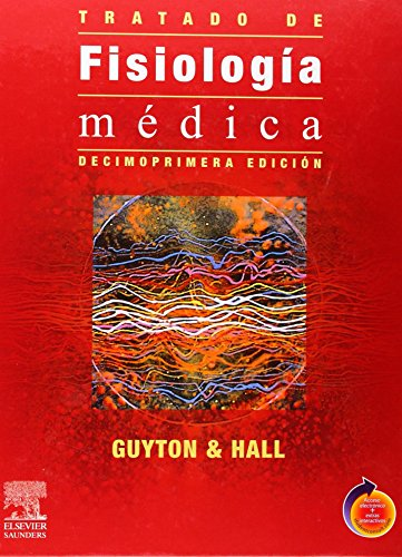 Tratado de Fisiología médica + Student Consult (Spanish Edition)