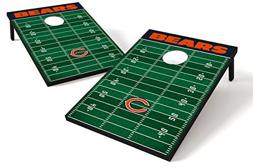 - NFL Chicago Bears Tailgate Toss Game
