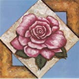 Canvas Prints Of Oil Painting ' Rose ' , 12 x 12 inch / 30 x 31 cm , High Quality Polyster Canvas Is For Gifts And Bath Room, Home Theater And Kids Room Decoration, quality
