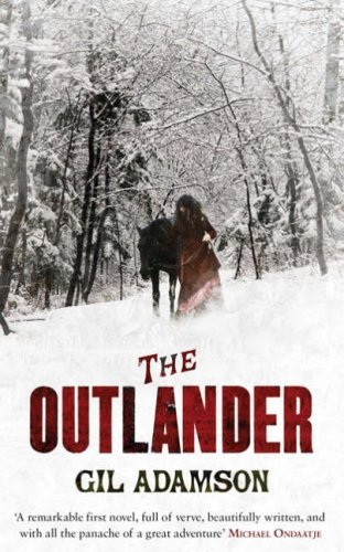 book cover of The Outlander