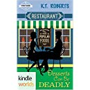 St. Helena Vineyard Series: Desserts Can Be Deadly (Kindle Worlds Novella)