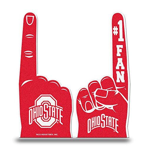 number 1 fan finger - 2