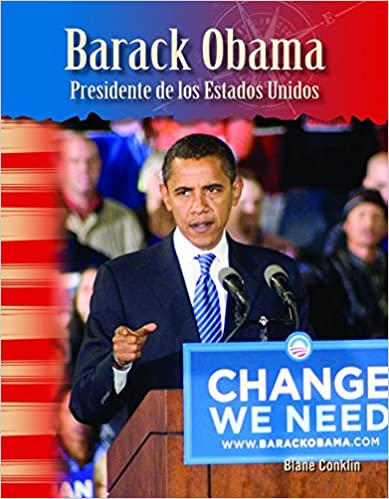 Descargas de libros para Android Barack Obama: Presidente de Los Estados Unidos (Barack Obama: President of the United States) (Spanish Version) (African Americans) (Primary Source Readers Focus on) in Spanish PDF iBook