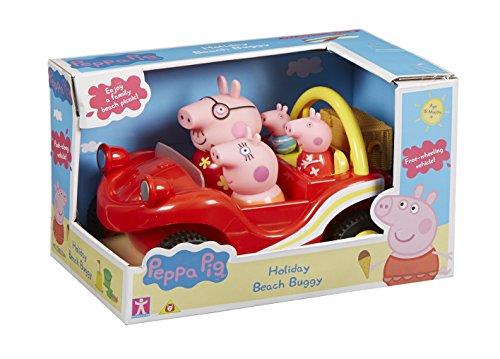 Peppa Pig - Le Buggy de Plage - Véhicule