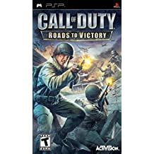 Call Of Duty: Roads To Victory - PlayStation Portable