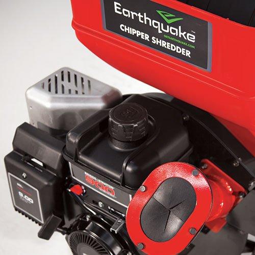 earthquake wood chipper reviews