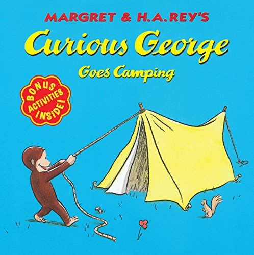 Curious George Goes Camping -