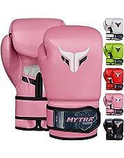 Mytra Fusion dziecięce rękawice bokserskie kick boks muay tajskie bokserskie bokserskie torba treningowa rękawice AL2