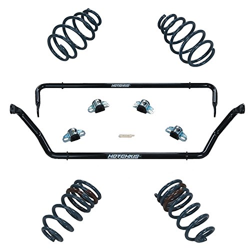 - Hotchkis Performance 80115-1 Total Vehicle System Kit/Stage 1 Incl. Sport Springs/Adjustable Sway Bars/Bushing/Mounts Total Vehicle System Kit/Stage 1