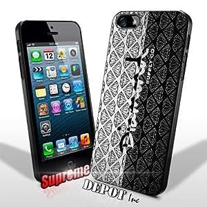 Diamond Supply Co DMND Logo Half Black & White iPhone 4/4s Case By SD Inc