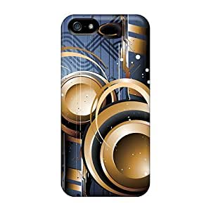 Durable Abstract 3d Back Cases/covers Case For Iphone 4/4S Cover