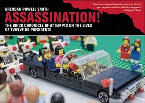 Presidentress: Book Review: Assassination! and Revolution! Lego-style