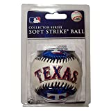 Franklin Sports MLB Texas Rangers Team Softstrike Baseball